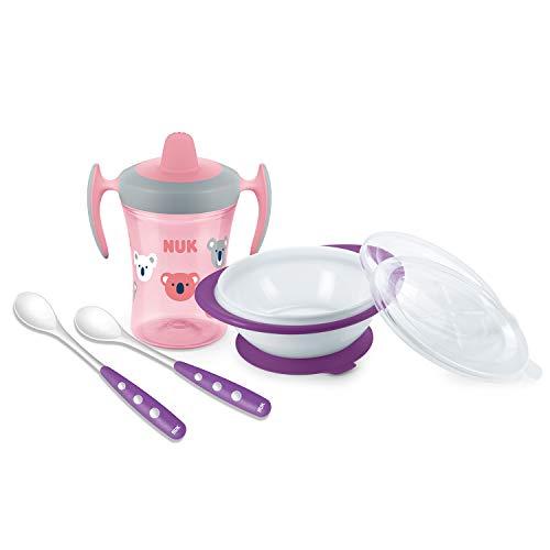 color aleatorio NUK apta para lavavajillas Boquilla antiderrame para taza infantil