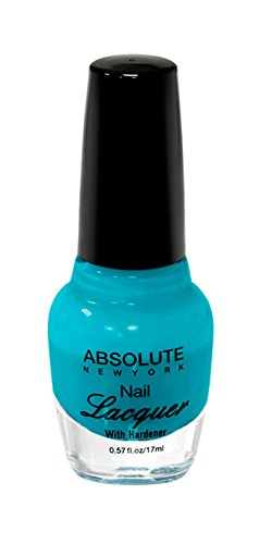 NEW YORK Vernis à ongles absolue – Blue Email, 1 pièce