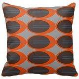 Home D¨¦cor Retro Pillow Stylish Chic Pillowcases Zippered Pillow Shams 18X18 Inch -