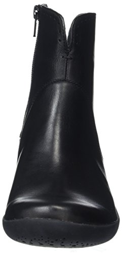 Camper Spiral Comet, Bottes Femme Noir (Black)