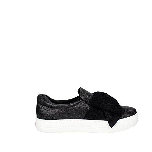Fornarina PE17M9608M000 Slip-on Chaussures Femme Noir
