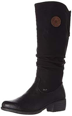 Rieker Genf Stiefel damen Damen Antistress Winter Schuhe