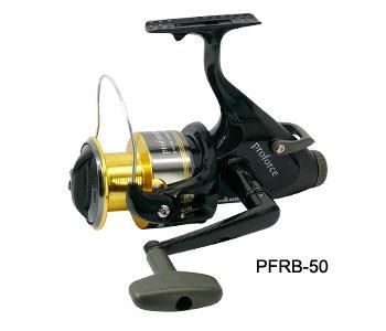 Okuma Proforce - Carrete de pesca tipo baitfeeder negro negro Talla:155
