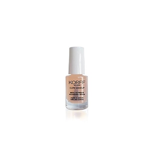 Korff Make Up Vernis Sérum nourrissante ongles et cuticules 6 ml