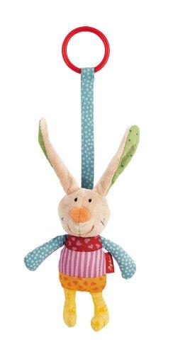 Sigikid 40632 Anhänger Rainbow Rabbit, 31 cm