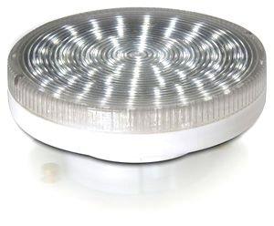 Long Life Lamp Company GX53 - Lampadina LED 4,5 W bianco puro, sostitutiva delle lampadine CFL