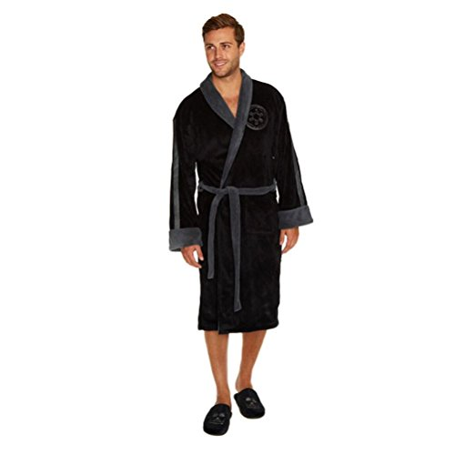 Darth Vader Embossed Star Wars Black Hoodless Robe