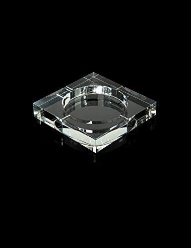 Preisvergleich Produktbild Kristall Aschenbecher Glas Aschenbecher Dekorative Ornamente Aschenbecher Boss Bürobedarf Geschenke Crystal Aschenbecher ( Farbe : 3 )