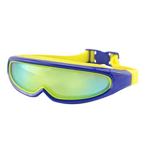 LABIUO Sonnenbrillen für Kinder Mode-Bunte Anti-Fog-Brille Wasserdichte HD-Beschichtung Brille...