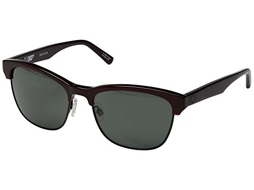 Spy Optic Sonnenbrille Loma Translucent Garnet Matte Black