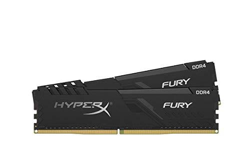 HyperX Fury HX432C16FB3K2/16 DDR4 (Kit 2x8GB, 16GB 3200MHz CL16 DIMM 1Rx8) schwarz
