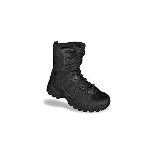 Mil-Tec - Botas para hombre negro negro, color negro, talla 45