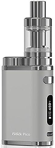 Eleaf iStick Pico TC 75 Watt / MELO 3 Mini Full Kit Farbe Silber