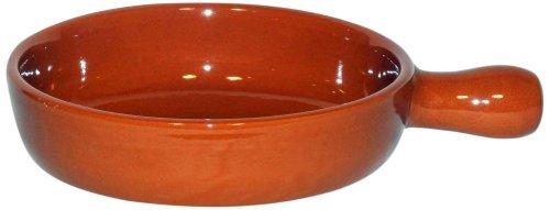 Amazing Cookware Plat en Terre Cuite Naturelle 20cm