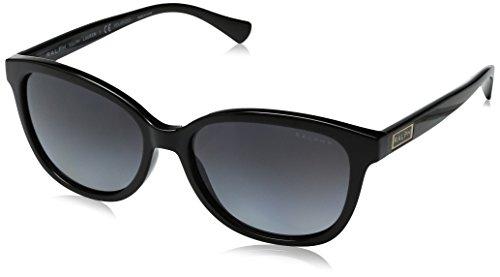 Ralph Lauren Ralph by Damen 0RA5222 1377T3 56 Sonnenbrille, Black/Greygradientpolarized