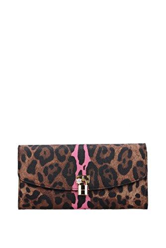 Portafogli Dolce&Gabbana Donna - Tessuto (BI0907AG269HAA1F)