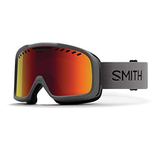 03f66f3c78 Smith Optics M00682_M Gafas de Esquí, Unisex Adulto, Gris (Charcoal), M