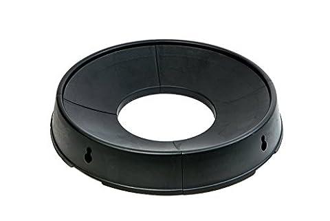 Gymnastikball Basis - Beste Stand, Um Ihre Balance Ball Stabil Zu Halten - Perfekt Für Heimtraining Oder Als Stuhl Im Büro