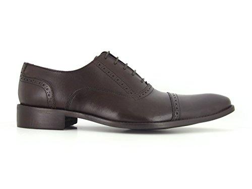 J.BRADFORD Chaussures Richelieu GLUM Marron Marron