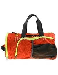 Alcoa Prime High Grade Outdoor Large Gym Bag Sports Bag Travel Duffel Bag -Orange