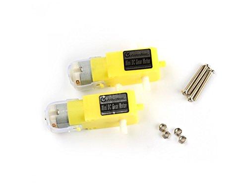 Nube Motore Plastica Dc Motore Kit 01:48 - Dado Elettrico Driver