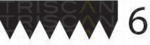 Preisvergleich Produktbild TRISCAN 8640 600905 Keilrippenriemen