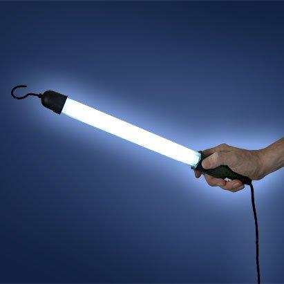 Werkstatt Arbeitslampe Handlampe 230V Handscheinwerfer Stablampe Werkstattlampe Arbeitsleuchte Industrielampe