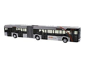 Rietze 73117Solaris Urbino 182014Aar Bahn Aarau (CH)-Modelo de autobús