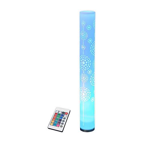 Stehlampe mit höhenverstellbarem