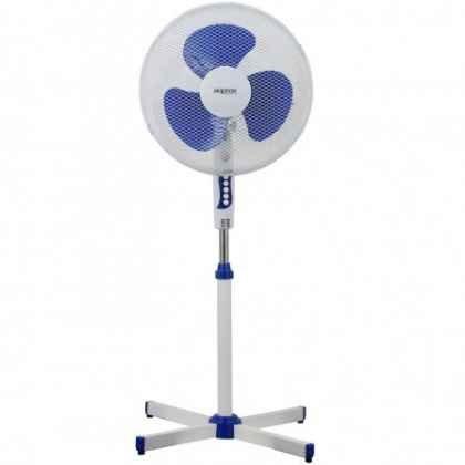 Approx APPF01P - Ventilador de pie, Color Blanco