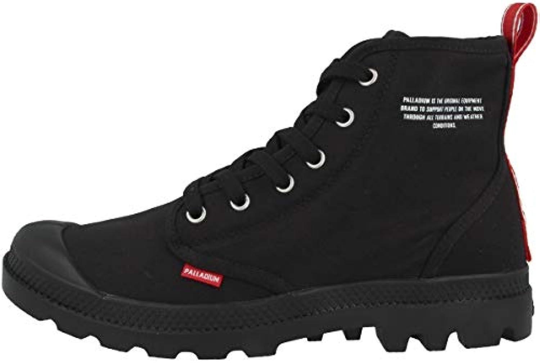 Palladium Hi Du Du Du C U, scarpe da ginnastica a Collo Alto Unisex – Adulto   elegante  77b366