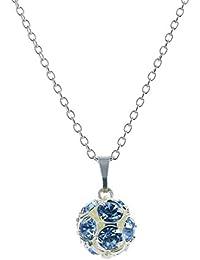 Crystals from Swarovski • Collar Bon Ball • Kristall Boutique