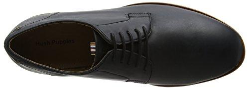 Hush Puppies Kurtis, Chaussures Lacées Homme Noir