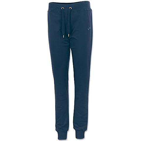 Joma Street - Pantaloni lunghi da donna, colore blu navy.  Taglia 2XL