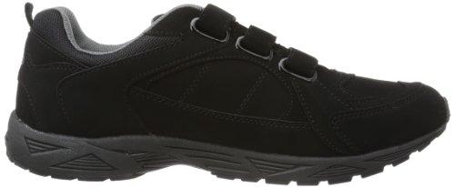 Bruetting Hiker V 191120, Chaussures Marche nordique homme Noir (Schwarz/grau)