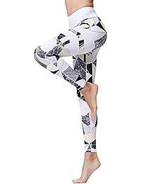 Women's Long Sports Leggings Running Tights High Waist Stretch Fitness Yoga Pants
