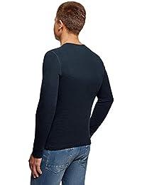 Amazon.es: hombre camisetas manga larga - Últimos tres meses / Hombre: Ropa