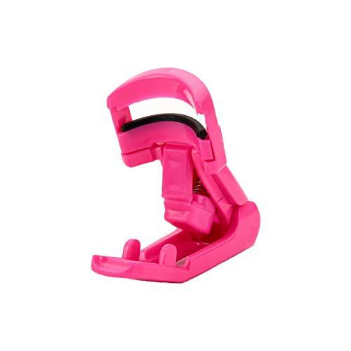 EEvER Umweltfreundliches Make-Up-Tool Wimpernzange Wimpern Clip Wimpern Applikator Pinzette mit Refill Pad entwickelt perfekt für gerade Flache Wimpern dramatische langlebige Wimpern Curls - Curl Wimpernzange Refill Pads