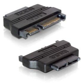 Chenyang SATA 22/mâle vers Slimline SATA 13femelle pour ordinateur portable CD-ROM adaptateur convertisseur par ChenYang