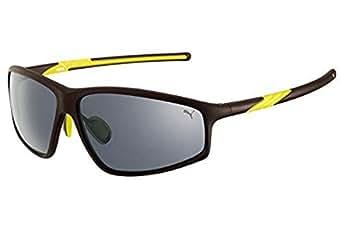 puma herren sonnenbrille sportbrille mit brillenetui. Black Bedroom Furniture Sets. Home Design Ideas