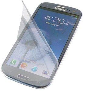 Rydges® 2 x Ultraclear Professional Displayschutzfolie Samsung Galaxy S III GT-I9300 / Galaxy S3 GT-I9300 Displayschutz Schutzfolie Folie