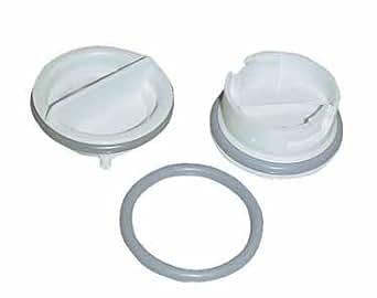 Kit de 2 bouchons de rinçage pour boîte à produits lave vaisselle, Indésit, Ariston, Scholtès, Hotpoint-Ariston. DG5000 DG5300 DW867 DW60 LSE733 L63 LD85 LD87 LL63 DI70 BFI62 BFI68 BFV62 IDV60 LI640 LVI12-44 LVI12-55 LVI12-66 L6047FR LV650 DI620 IDL500 IDL550 LV660 IDL40