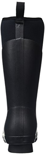 Muck Boot - Tremont Wellie Matte Mid, Stivali da pioggia Donna Black (black)