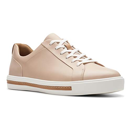 promo code d6862 4a61a Clarks Un Maui Lace, Zapatos de Cordones Derby para Mujer, Beige (Nude  Leather