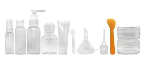 Exquis cosmétiques bouteilles Bouteille d'applicateur-08(Ensemble de Eleven)