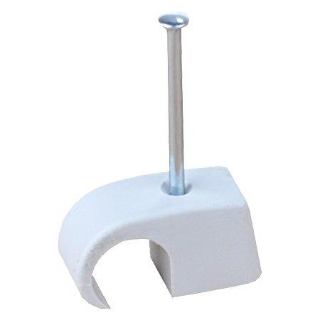 ViD Nagelschellen 7-11 mm weiss 200 Stück im Polybeutel