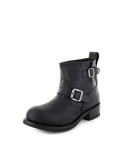 Sendra Boots 11973, Stivali da motociclista unisex adulto Nero (Negro)