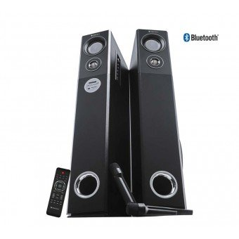 Zebronics ZEB-T9500RUCF Tower Speaker with Remote Control