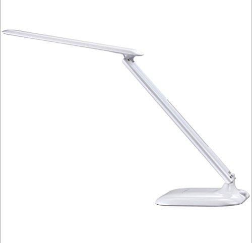 Lampe de bureau d'apprentissage LED Lampe d'oeil Simple LED Lampe de bureau Lampe de lecture Portable Économie d'énergie Tableau Lampes Pour Étudier Bureau de lecture Extérieur Pliable Led Blanc Classe énergétique