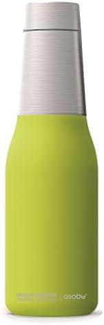 Asobu 600 Ml Travel Bottle - Lime